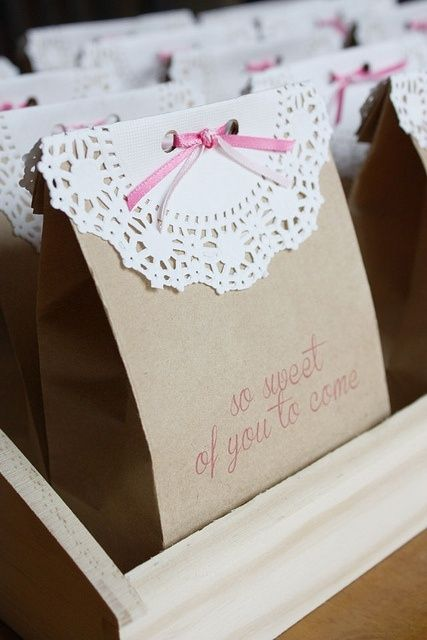 Hens party favour bags | The Maharani Diaries