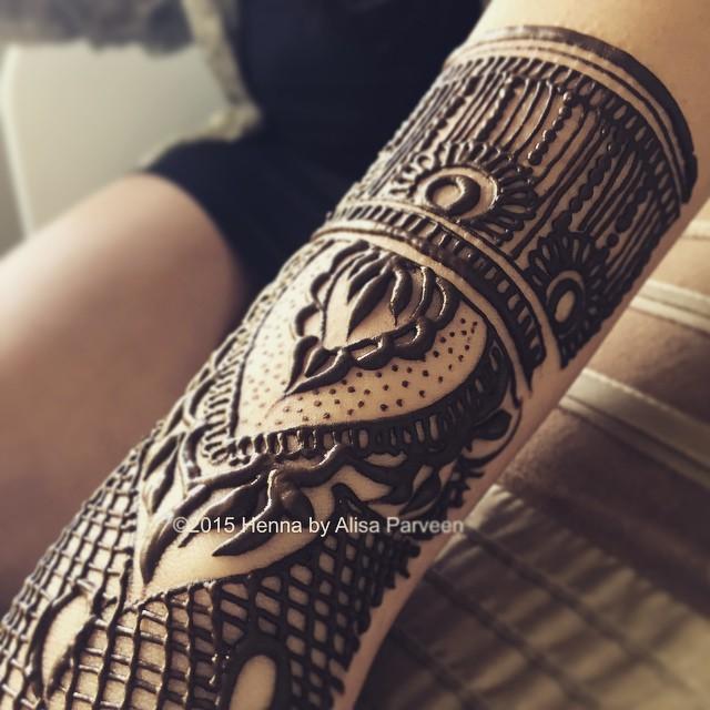 Arabic-henna-The-Maharani-Diaries