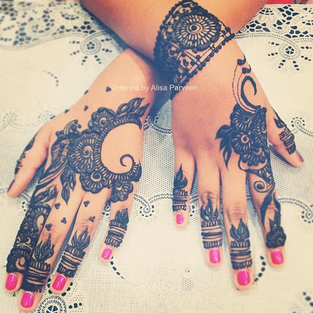 Simple-henna-art-The-Maharani-Diaries