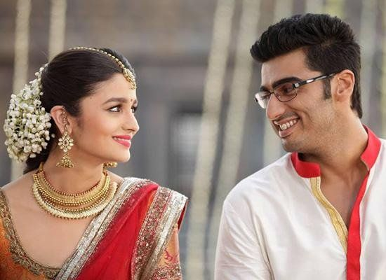 '2 States' | The Maharani Diaries