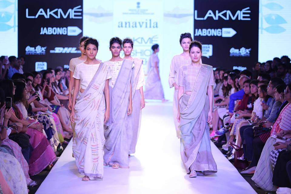 Anavila Misra - LFW2015 | The Maharani Diaries