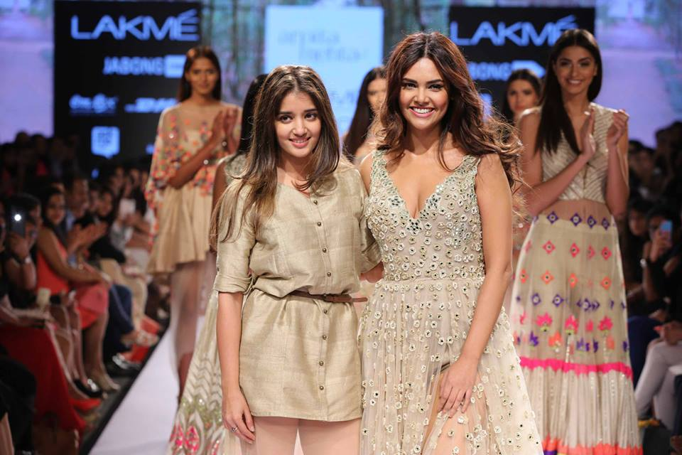 Arpita Mehta - LFW SS15 | The Maharani Diaries