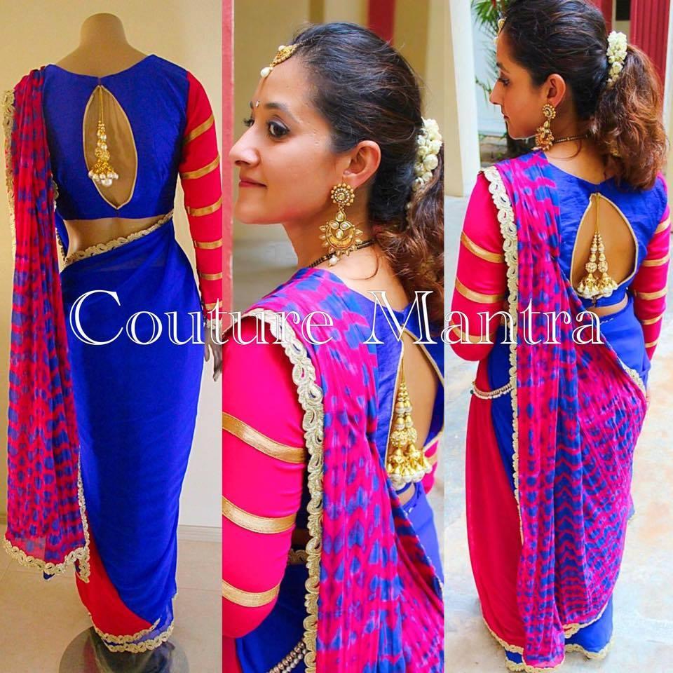 Couture-Mantra-exclusive-sari-lehenga-design-The-Maharani-Diaries