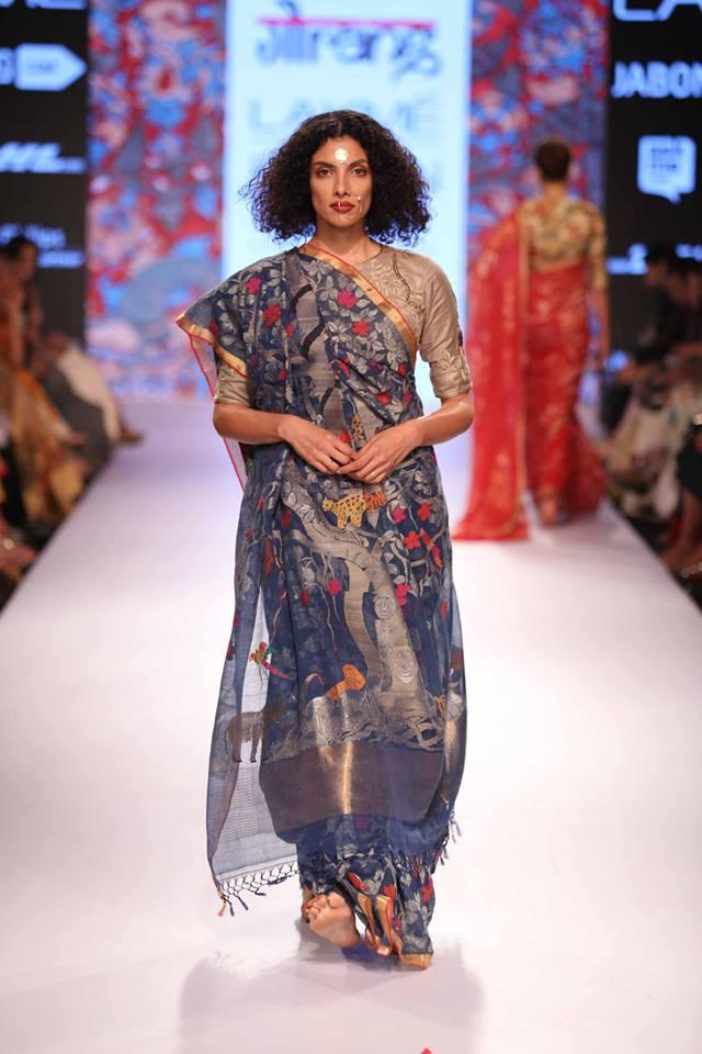 Gaurang-Shah-LFWSS15-Sari-The-Maharani-Diaries-copy