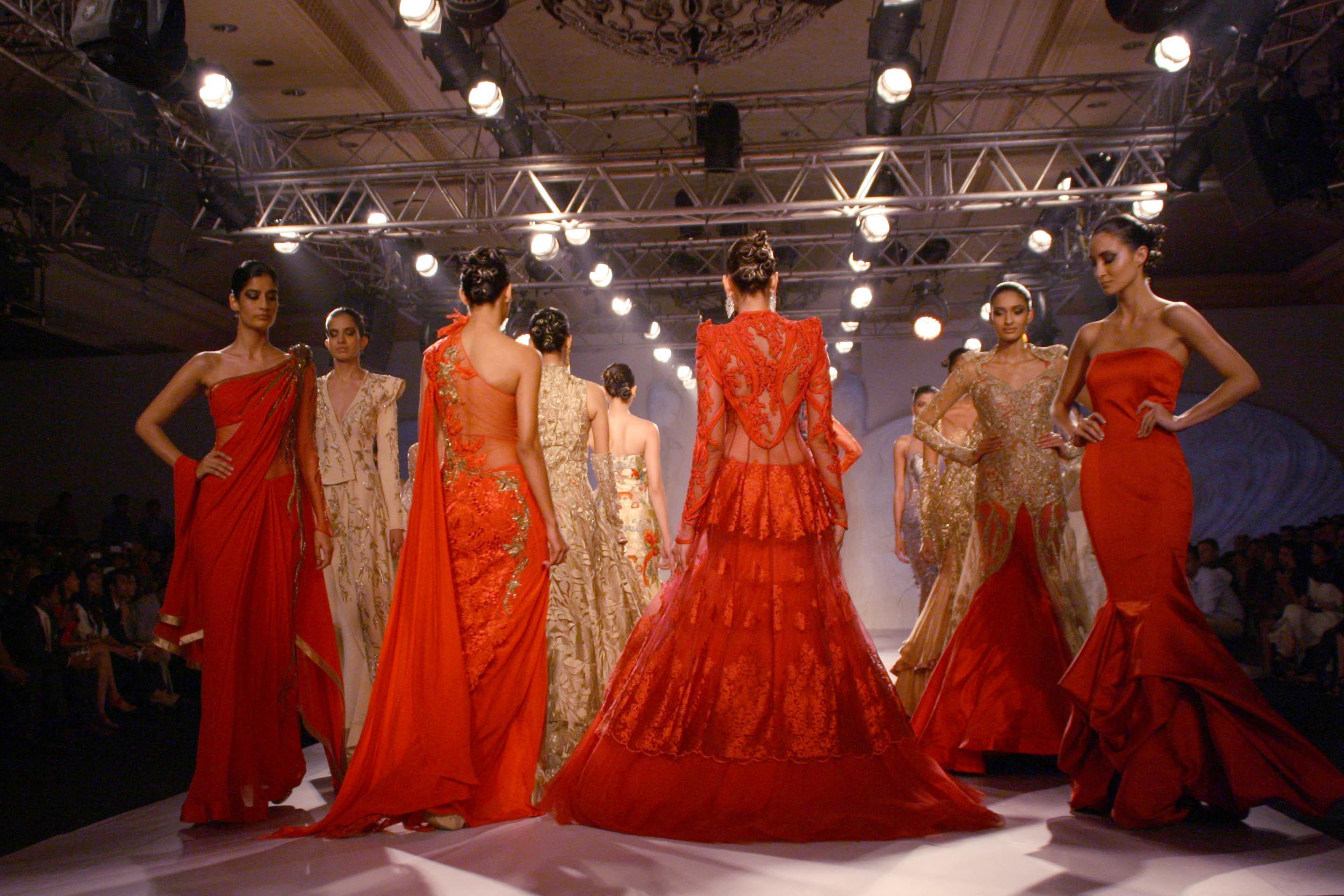 Gaurav Gupta couture.