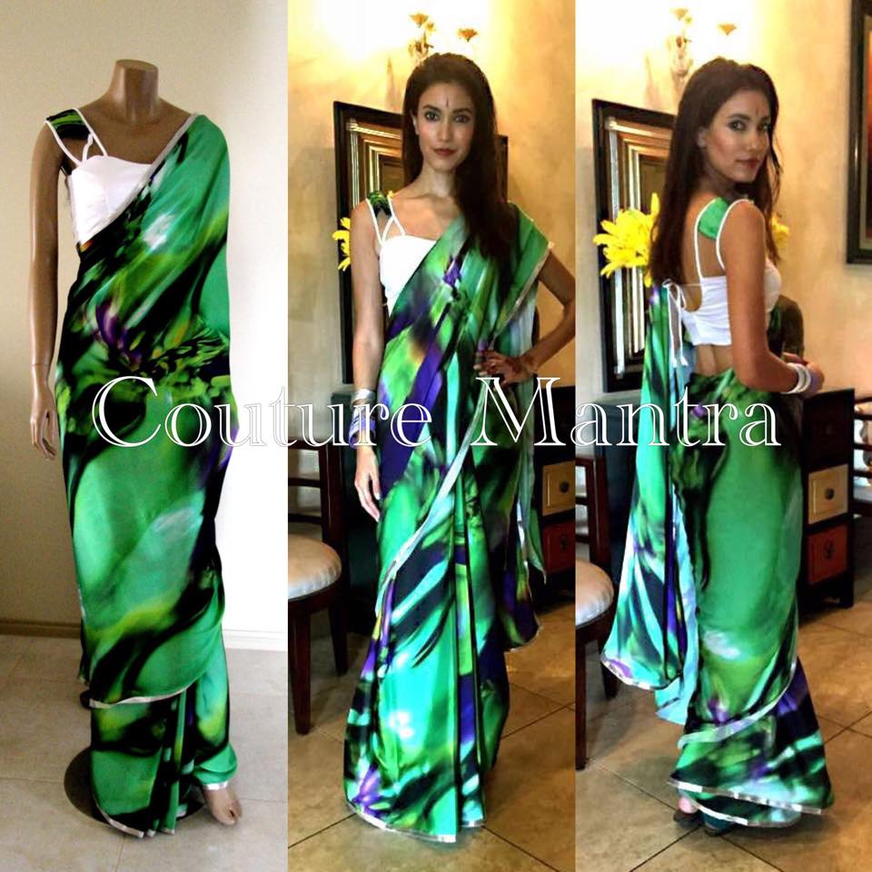 Keisha Lall in Couture Mantra | The Maharani Diaries