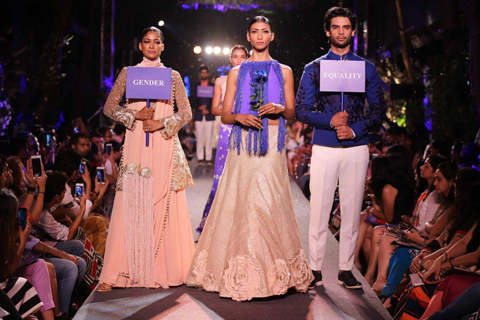 Manish Malhotra - WEvolve Campaign | The Maharani Diaries
