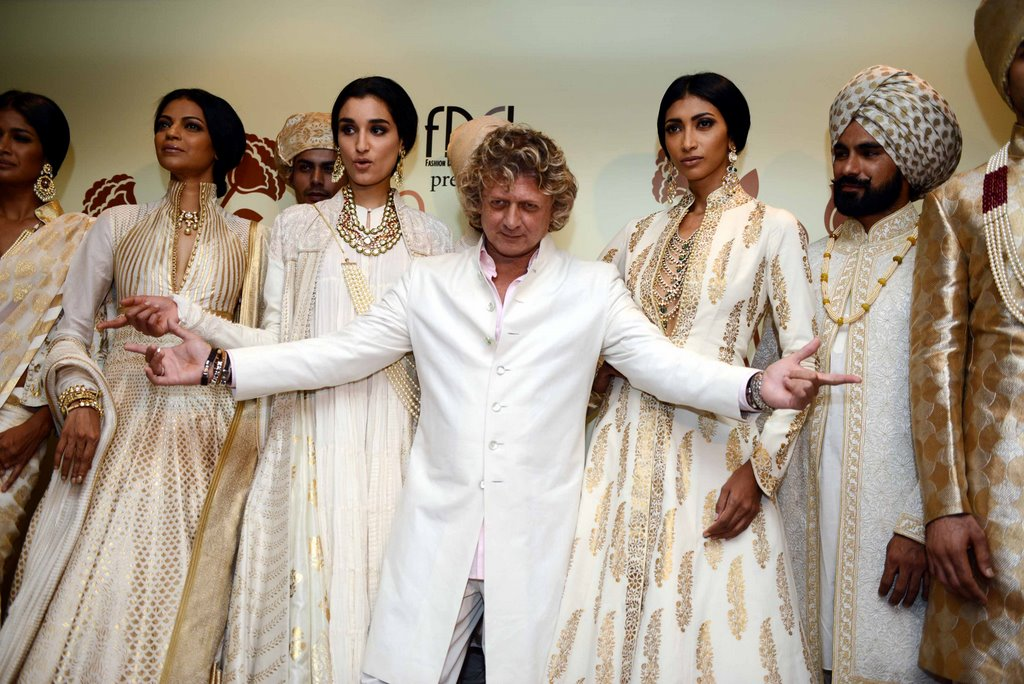 Rohit Bal | The Maharani Diaries