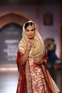 Richa Chadda - AICW15 | The Maharani Diaries