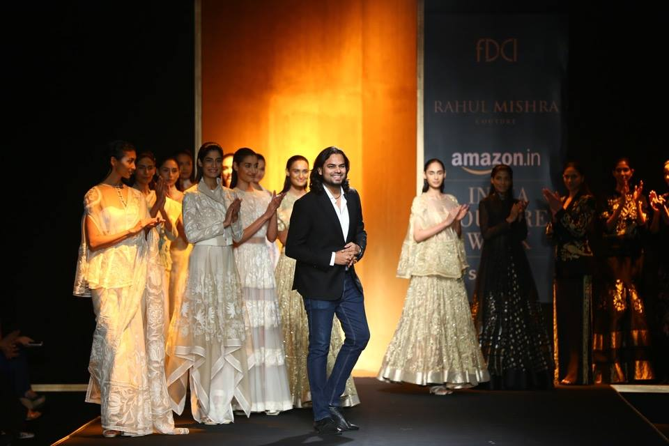 Rahul Mishra - AICW15 | The Maharani Diaries