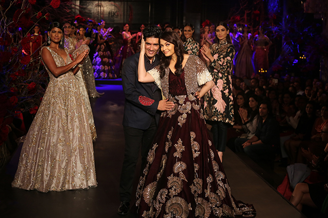 AICW15 - Manish Malhotra | The Maharani Diaries