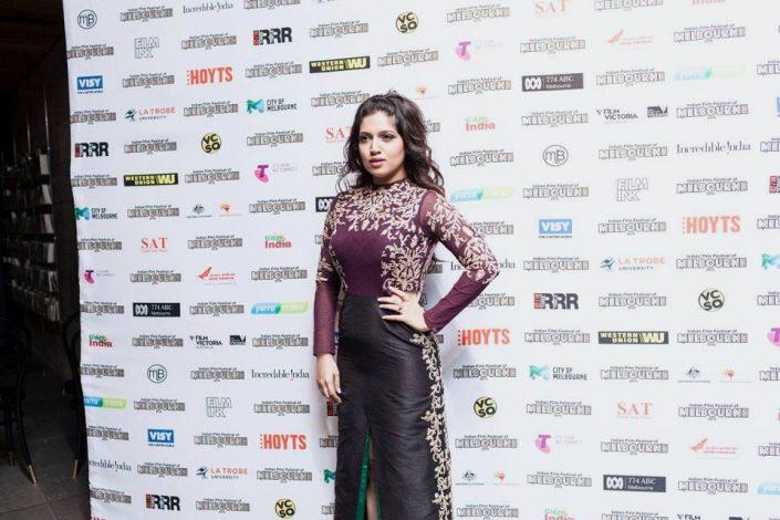 Bhumi Phadnekar at Indian Film Festival Melbourne 2015 - The Maharani Diaries