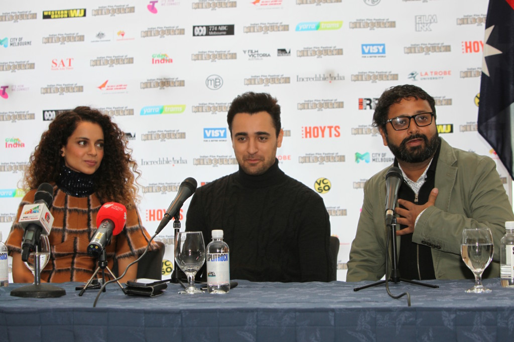 IFFM 2015 Press Conference 2 | The Maharani Diaries