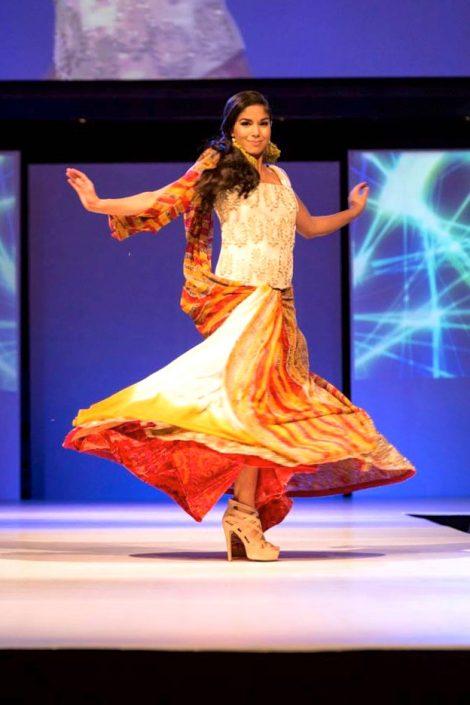 Indian Film Festival Melbourne 2015 - Fashion Show - The Maharani Diaries