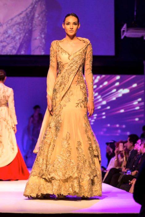 Gaurav Gupta at Indian Film Festival Melbourne 2015 - Fashion Show - The Maharani Diaries