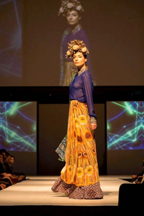 Indian Film Festival Melbourne - Fashion Show - The Maharani Diaries