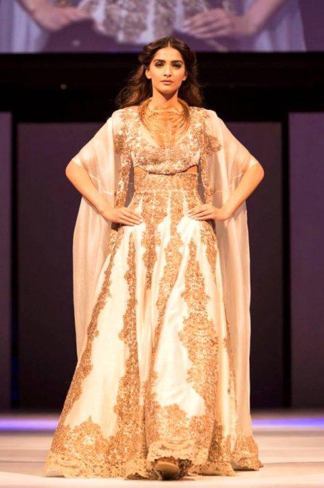 Sonam Kapoor in Animika Khanna at Indian Film Festival Melbourne - Sonam Kapoor - The Maharani Diaries