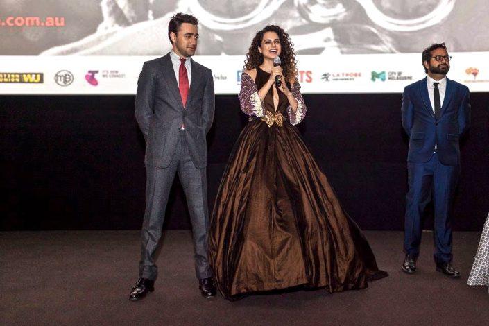 Kangana Ranaut at Indian Film Festival Melbourne 2015 - The Maharani Diaries