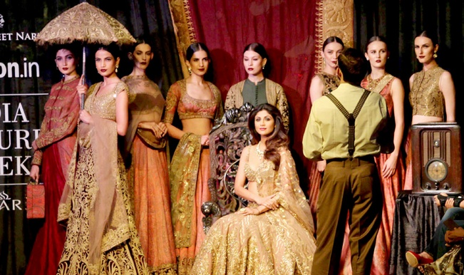 R&H AICW15 | The Maharani Diaries