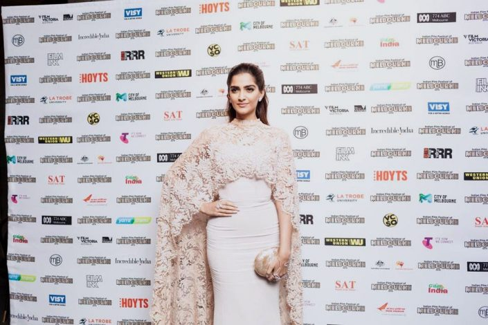 Sonam Kapoor at Indian Film Festival Melbourne 2015 - The Maharani Diaries