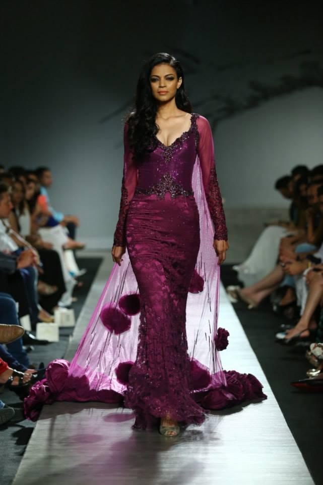 135976fe38 Amazon India Couture Week 2015 – Royal Opulence