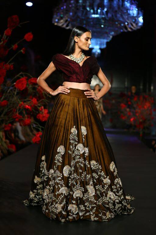 836fb0b425 What a fabulous finale to this week long celebration of refined Indian  couture. Don't forget to stay tuned to the blog for the best trends from India  Bridal ...