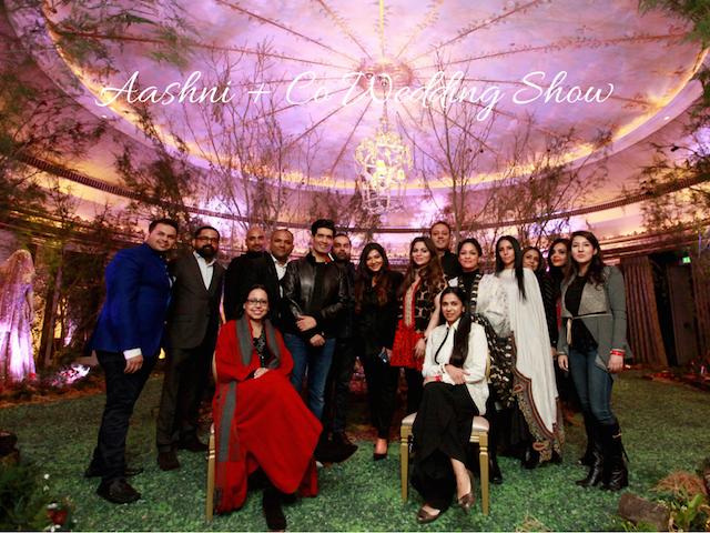 Aashni Show - Designers | The Maharani Diaries