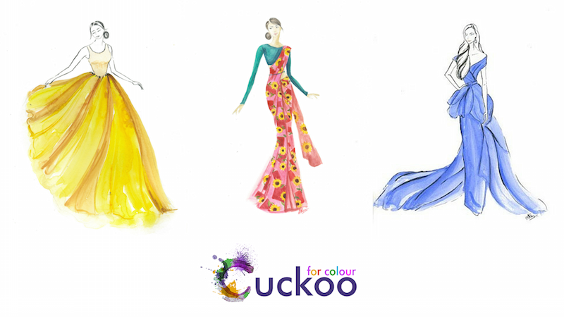 Cuckoo For Colour | The Maharani Diaries