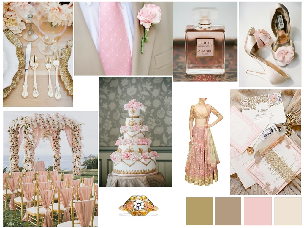 Rose Quartz Inspiration | The Maharani Diaries