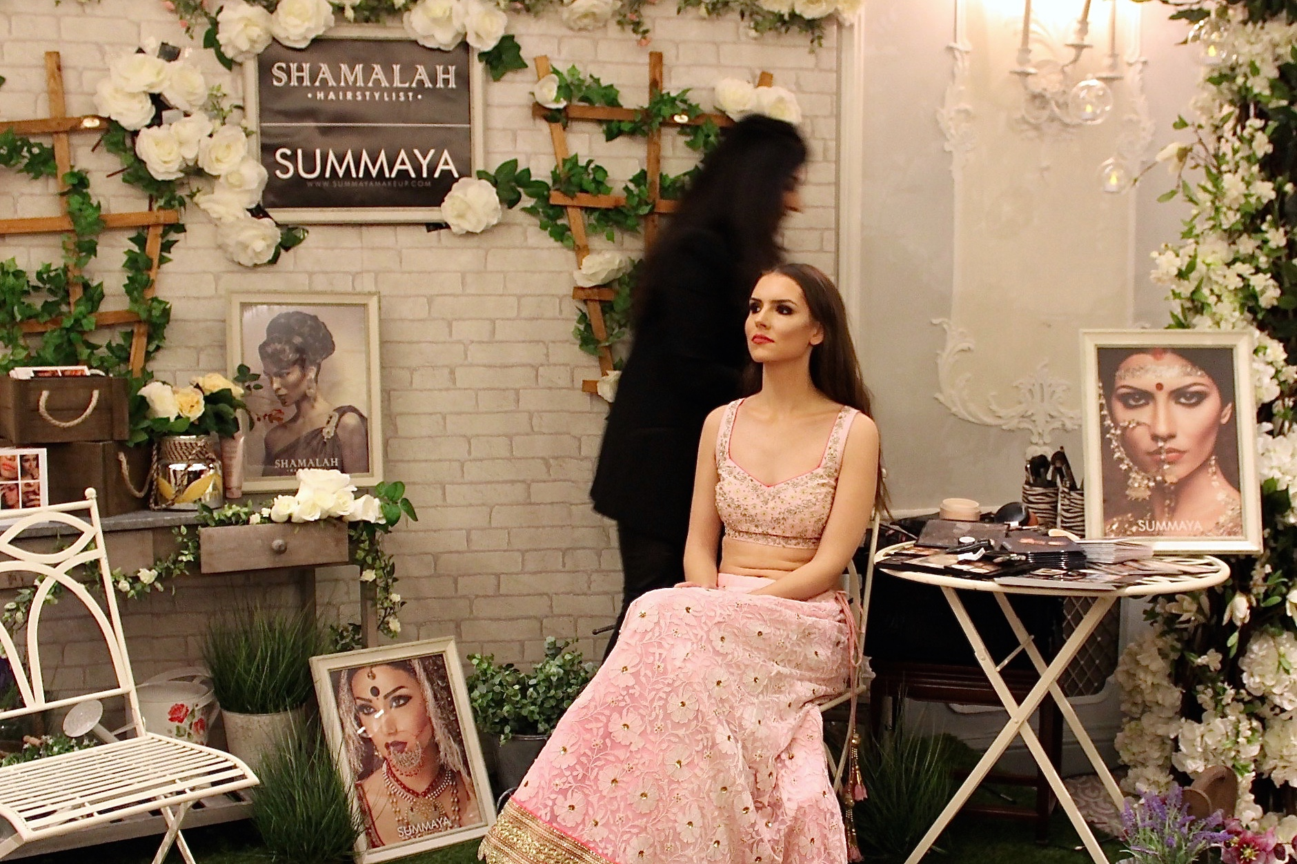Summaya + Shamalah | The Maharani Diaries