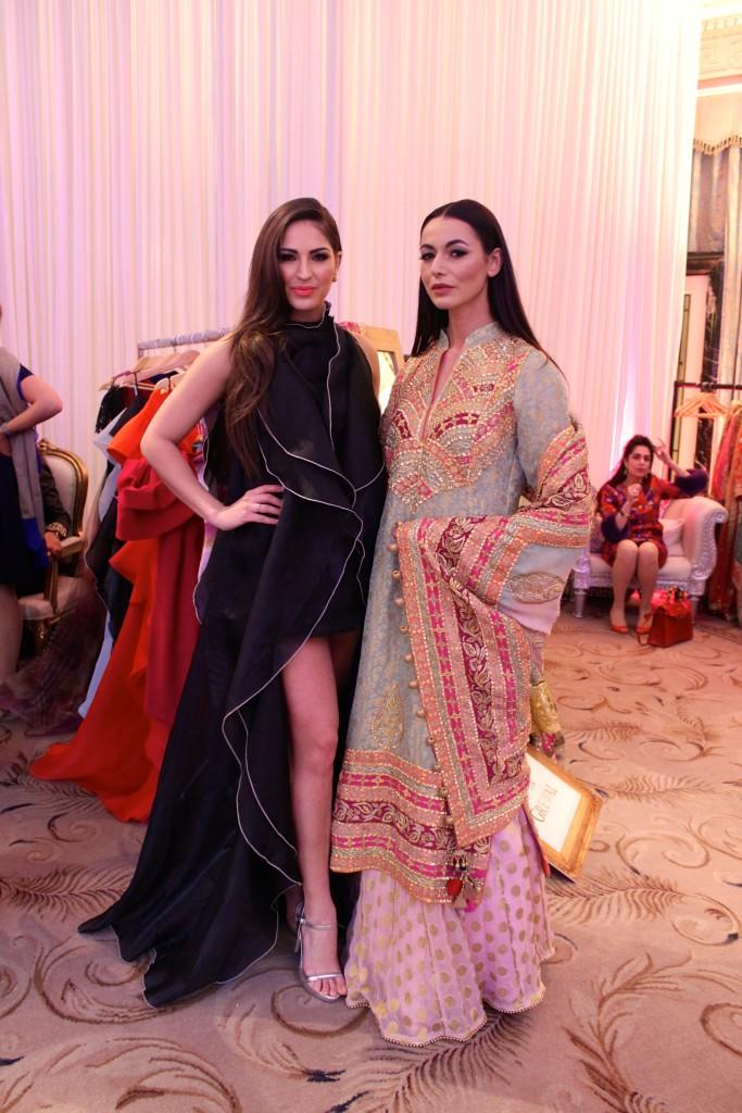 Gauri & Nainika and Babi Grewal