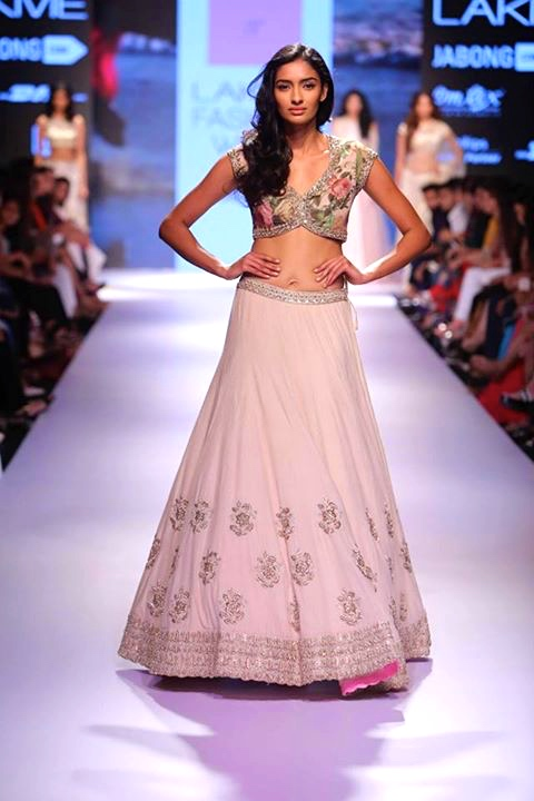 Anushree Reddy for Numaish