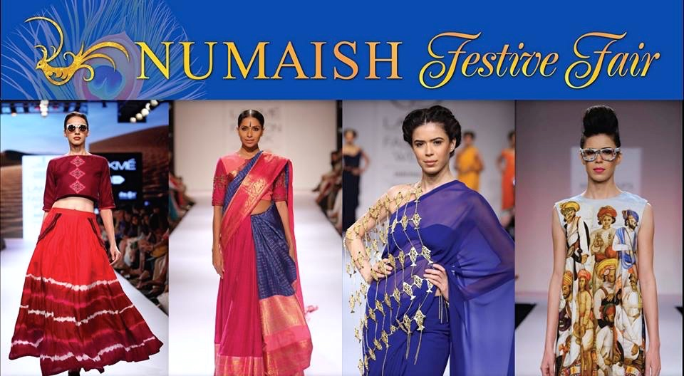 Numaish Cover Photo | The Maharani Diaries
