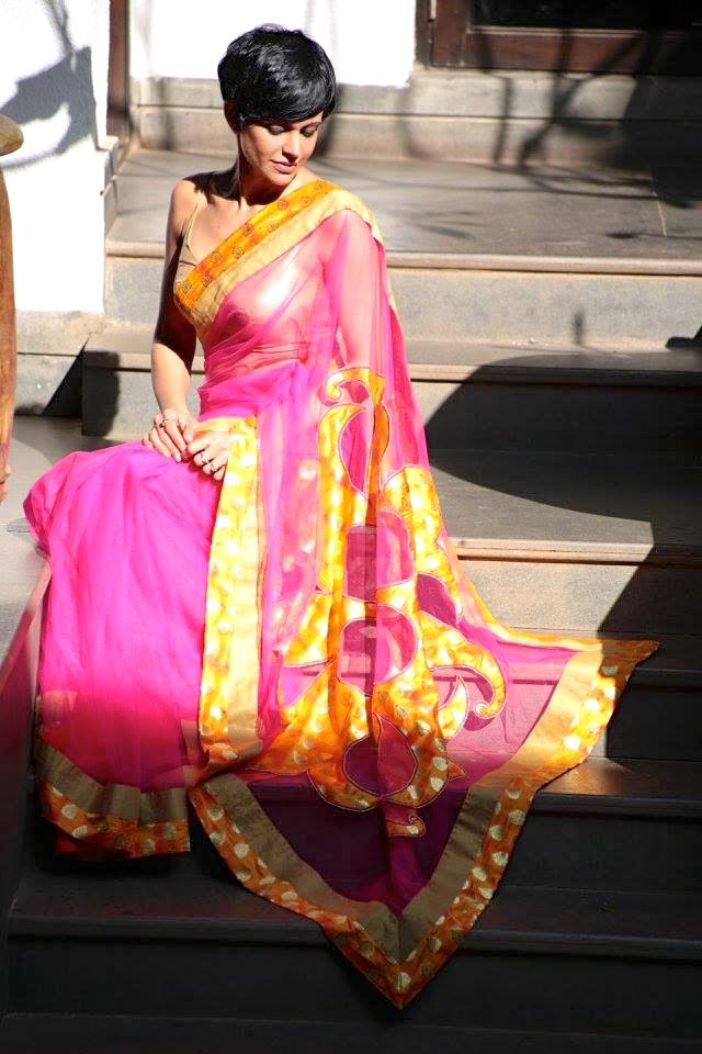 Mandira Bedi for Numaish