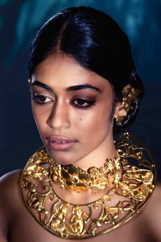 Mrinalini Chandra for Numaish | The Maharani Diaries