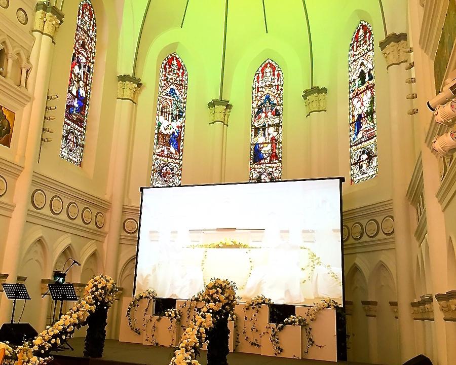 Chijmes Wedding Show - 4   The Maharani Diaries