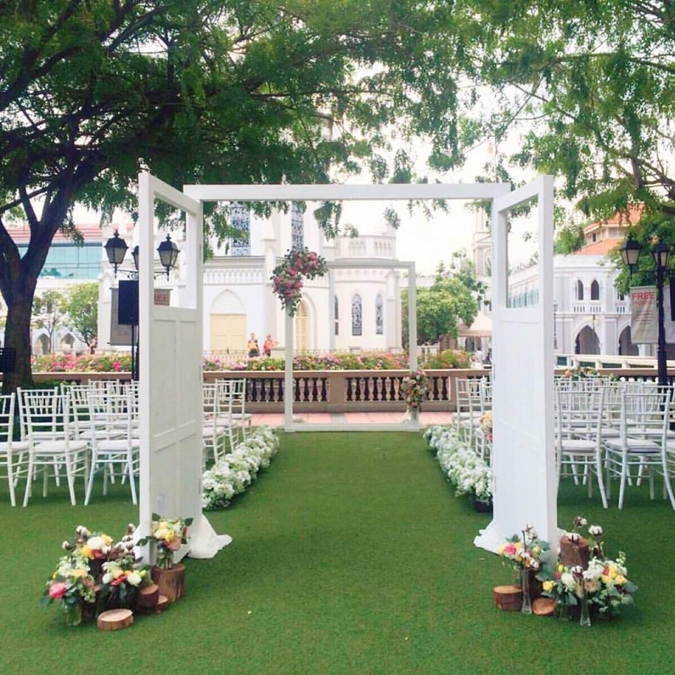 Chijmes Wedding Show - 9   The Maharani Diaries