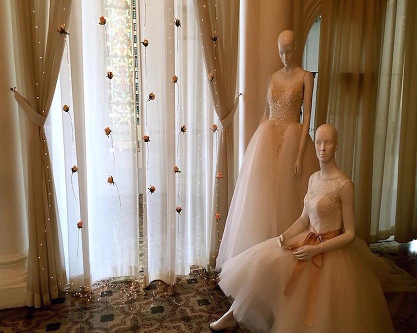 Chijmes Wedding Show - Z Wedding Design   The Maharani Diaries
