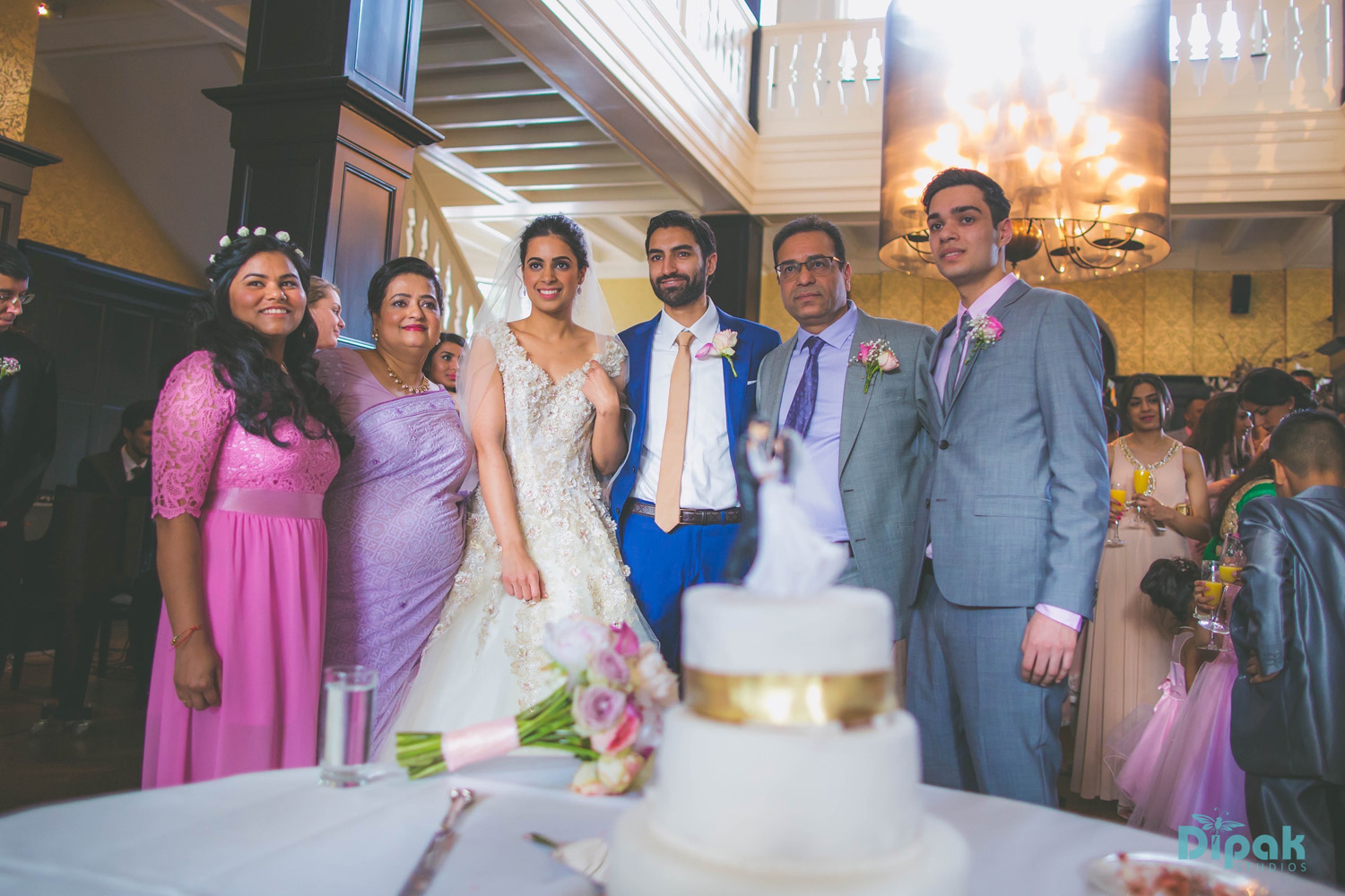 Ankita + Manmeet | The Maharani Diaries