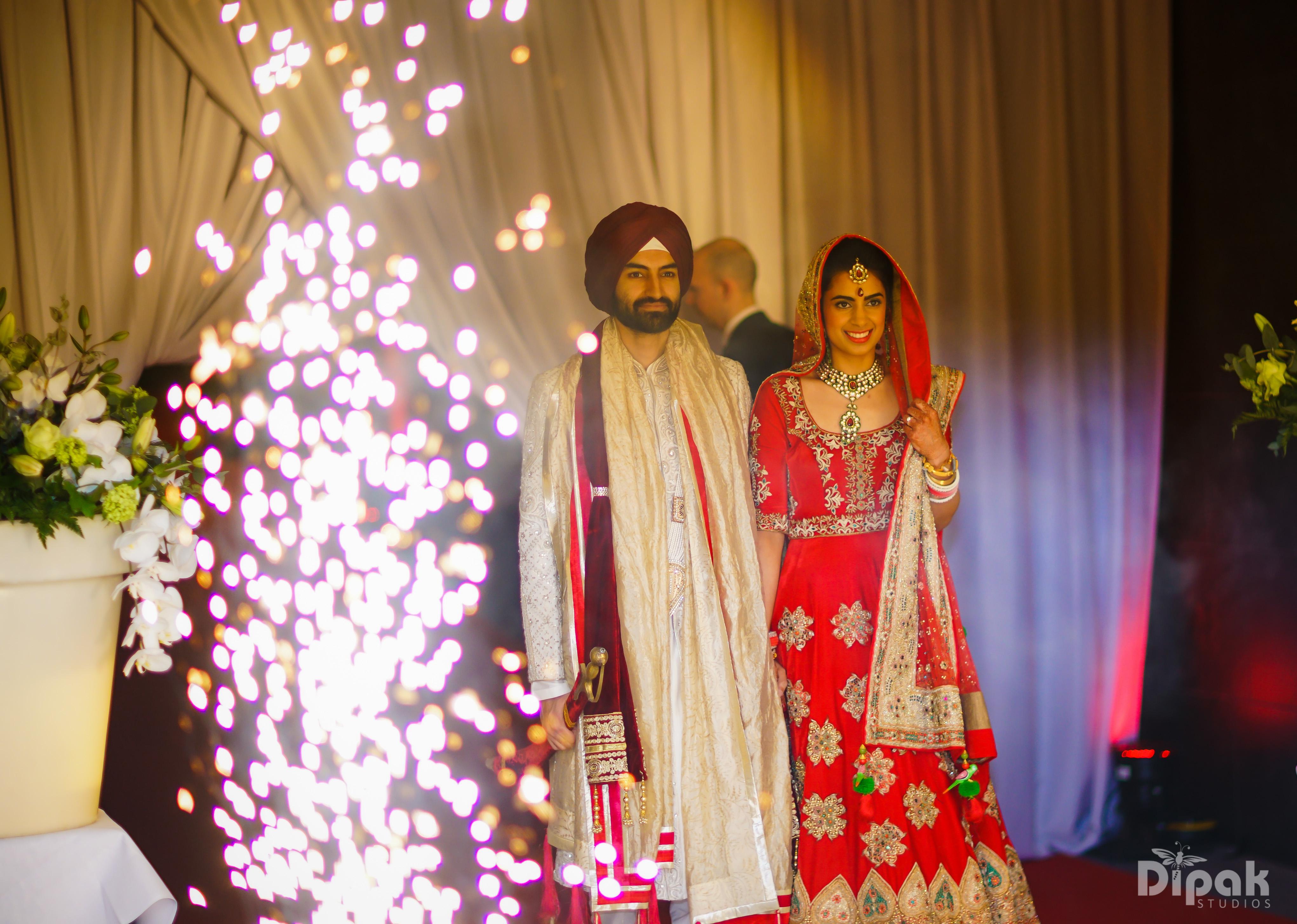 Ankita & Manmeet Fairytale Indian Wedding in Amsterdam - The Maharani Diaries