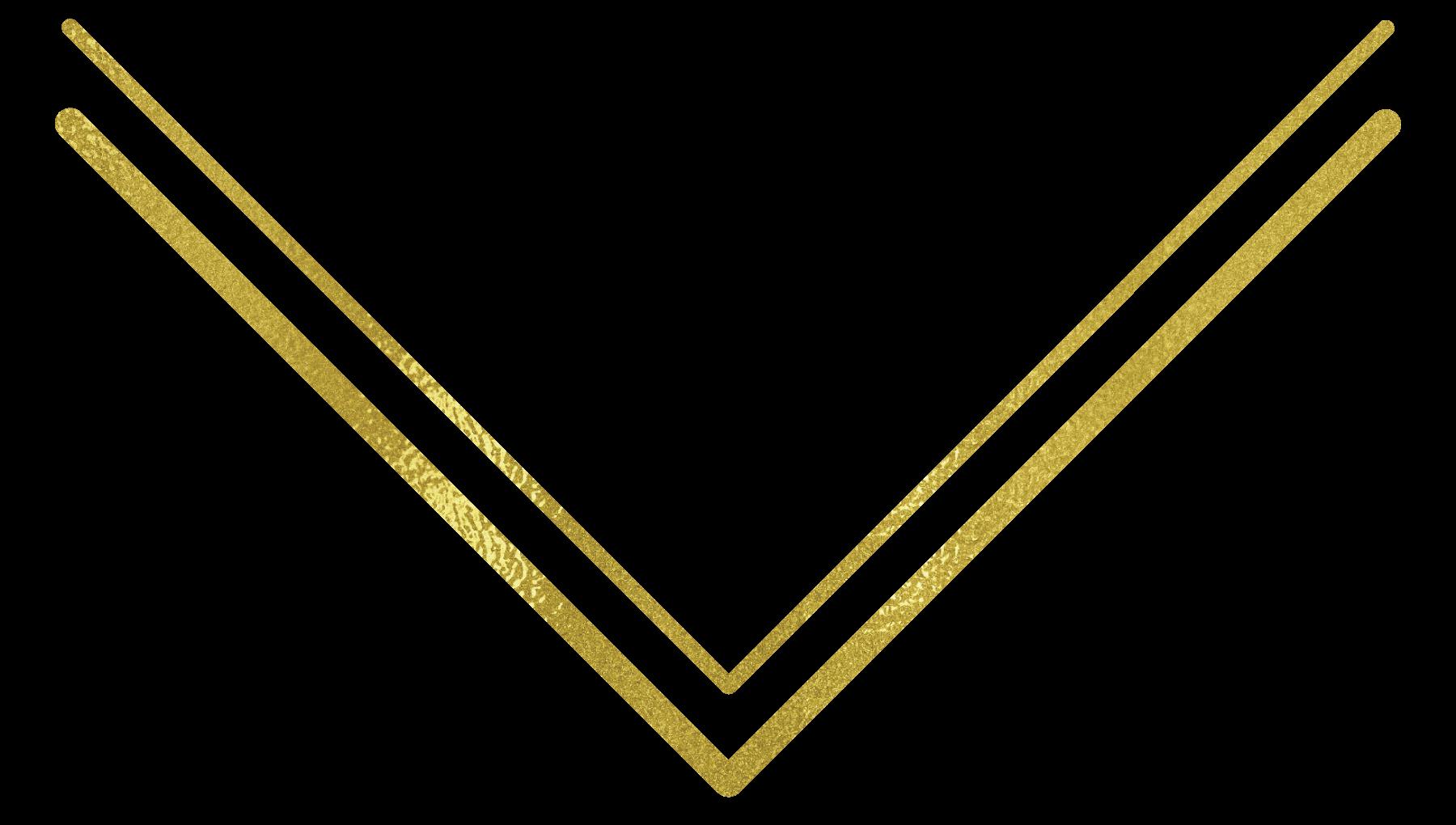 Maharani Brand Gold Arrows