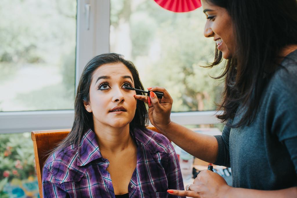 Make up - Shalomi | The Maharani Diaries
