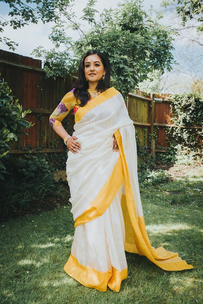 Outdoor Spring Shoot | The Maharani Diaries