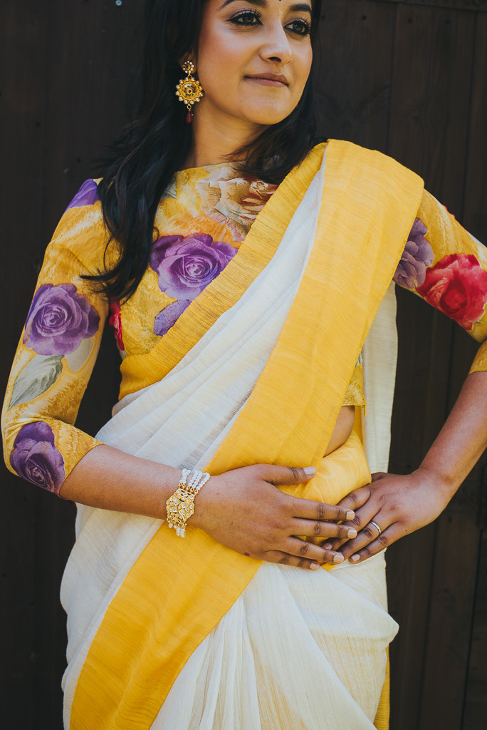 Saree blouse - House Of Blouse | The Maharani Diaries
