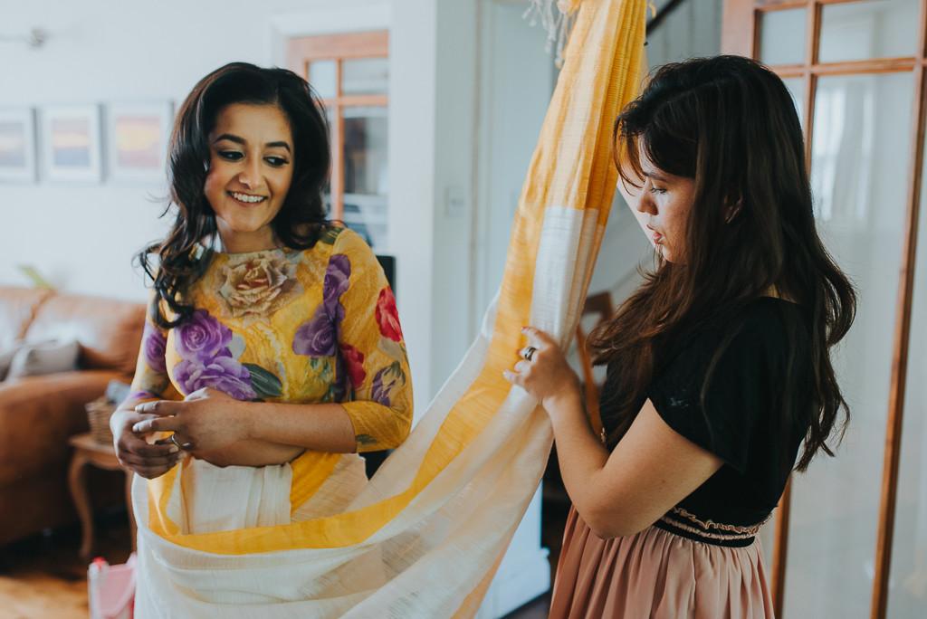 Styling - Mandavi | The Maharani Diaries