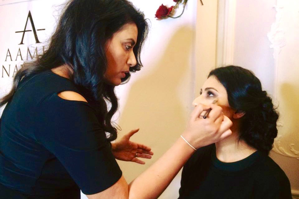 Ambreen make up artist
