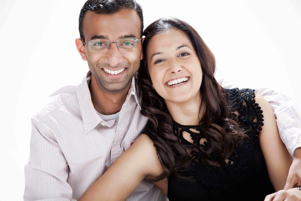 Anand & Poonam (TMD team) | The Maharani Diaries