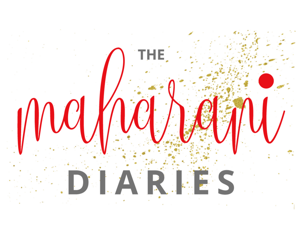 The Maharani Diaries logo | The Maharani Diaries